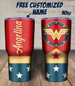 Super Hero Personalized 30oz Tumbler