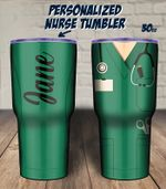 Nurse Personalized 30oz Tumbler