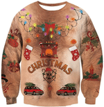 Ugly Adult Sweater