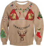 Ugly Adult 2 Sweater