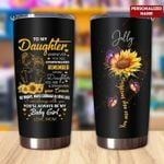 You Are My Sunshine Personalized Tumbler