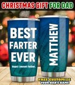 Best Farter Personalized Tumbler