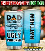 Ugly Children Personalized Tumbler