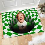 Elf Doormat - T