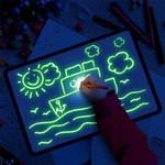 Magic Lights Drawing Board