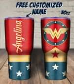 Super Hero Personalized 30oz Tumbler