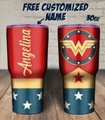 ⭐️ Super Hero Personalized 30oz Tumbler