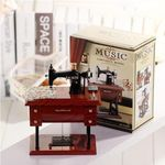 T_Music Box Mini Sewing Machine