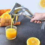 Manual Hand-Press Juicer_H