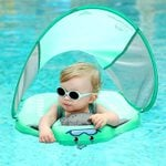 non inflatable swimming ring for babies_H