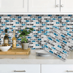Creative Home Beautification - 3D Tile Stickers