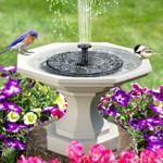 Solar Power Fountain