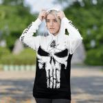 Viking Hoodie 3D - Valknut - Until Valhalla