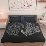 Viking Bedding Set - Raven