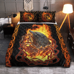 Viking Gear : Viking Quilt Bedding Set - Fenrir was bound