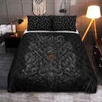 Viking Gear : Viking Quilt Bedding Set - Warrior Rune