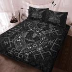 Viking Gear : Viking Quilt Bedding Set - Jörmungandr