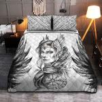 Viking Gear : Viking Quilt Bedding Set - Valkyrie
