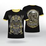 Viking Gear : JORMUNGAND – Son of Loki and Angrboda - Viking Shirt 3D