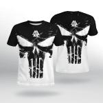 Viking Gear : Valknut - Until Valhalla - Viking Shirt 3D
