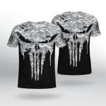 Viking Gear : Viking Camo - Viking Shirt 3D