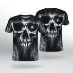 Viking Gear : Viking Vegvisir - Valknut - Viking Shirt 3D