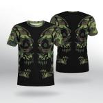 Viking Gear : Viking Camo Art - Viking Shirt 3D