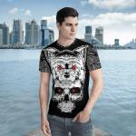Viking Gear : Wolf - Raven - Viking Shirt 3D