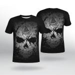 Viking Gear : Valknut Rune - Viking Shirt 3D