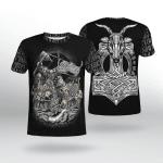 Viking Gear : Hammer - Viking Warrior - Viking Shirt 3D