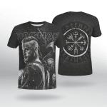 Viking Gear : Vegvisir Rune - Viking Shirt 3D