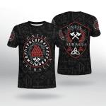 Viking Gear : UNTIL VALHALLA - Viking Shirt 3D