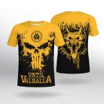 Viking Gear : Until Valhalla - Viking All Over Print Shirts