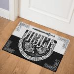 Viking Gear : Viking And Fenrir - Viking Door Mat