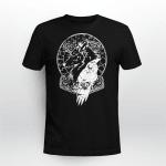 Viking Gear : Wolf Raven Hammer - Viking T-shirt