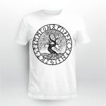 Viking Gear : Yggdrasil: The Tree of Life in Norse Mythology - Viking T-shirt