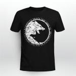 Viking Gear : Yin Yang Wolf - Viking T-shirt