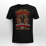 Viking Gear : The Bad In Me And Still Wants To Stay - Viking T-shirt