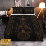 Tree Of Life - Yggdrasil - Viking Quilt Bedding Set
