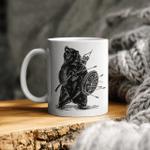 Viking Bear - Viking Mug