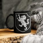 Fenrir Shield Runic - Viking Mug