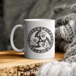 Triple Horn Of Odin - Viking Mug