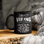 I Will Be With Odin In Valhalla - Viking Mug
