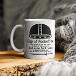 Cup Of Koffee - Viking Mug