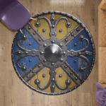 Viking Shield - Viking Round Carpet