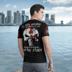 I Am The Storm - Viking T-Shirts All-Over-Print