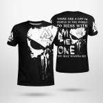 I'm The One - Viking T-Shirts All-Over-Print