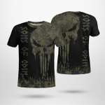 Sons Of Odin - Viking T-Shirts All-Over-Print