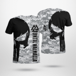 Until Valhalla - Viking T-Shirts All-Over-Print