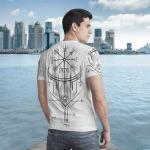 Raven Viking - Proud Pagan - Viking T-Shirts All-Over-Print